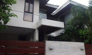 San Lorenzo Village Makati 3 Bedroom House for Rent