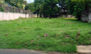 For Sale: Vacant Lot in Forbes Park Makati City