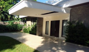 3 Bedroom House and Lot for Rent/Lease in Forbes Park